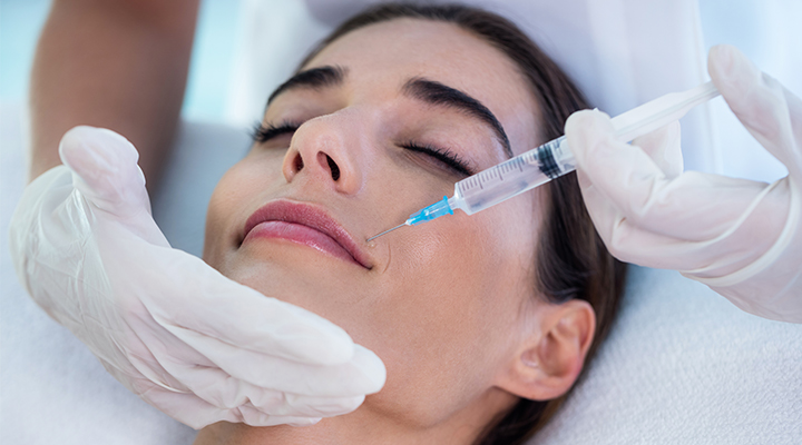 Botox with WMHS Plastic Surgery